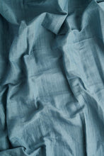 Load image into Gallery viewer, Pewter Blue Swaddle (120cm x 120cm) Swaddle Pop Ya Tot
