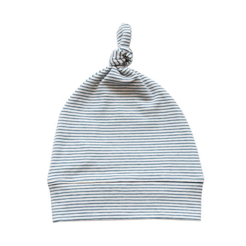 Romsey Organic Knot Hat (Corsair Stripe - S) Beanie Pappe
