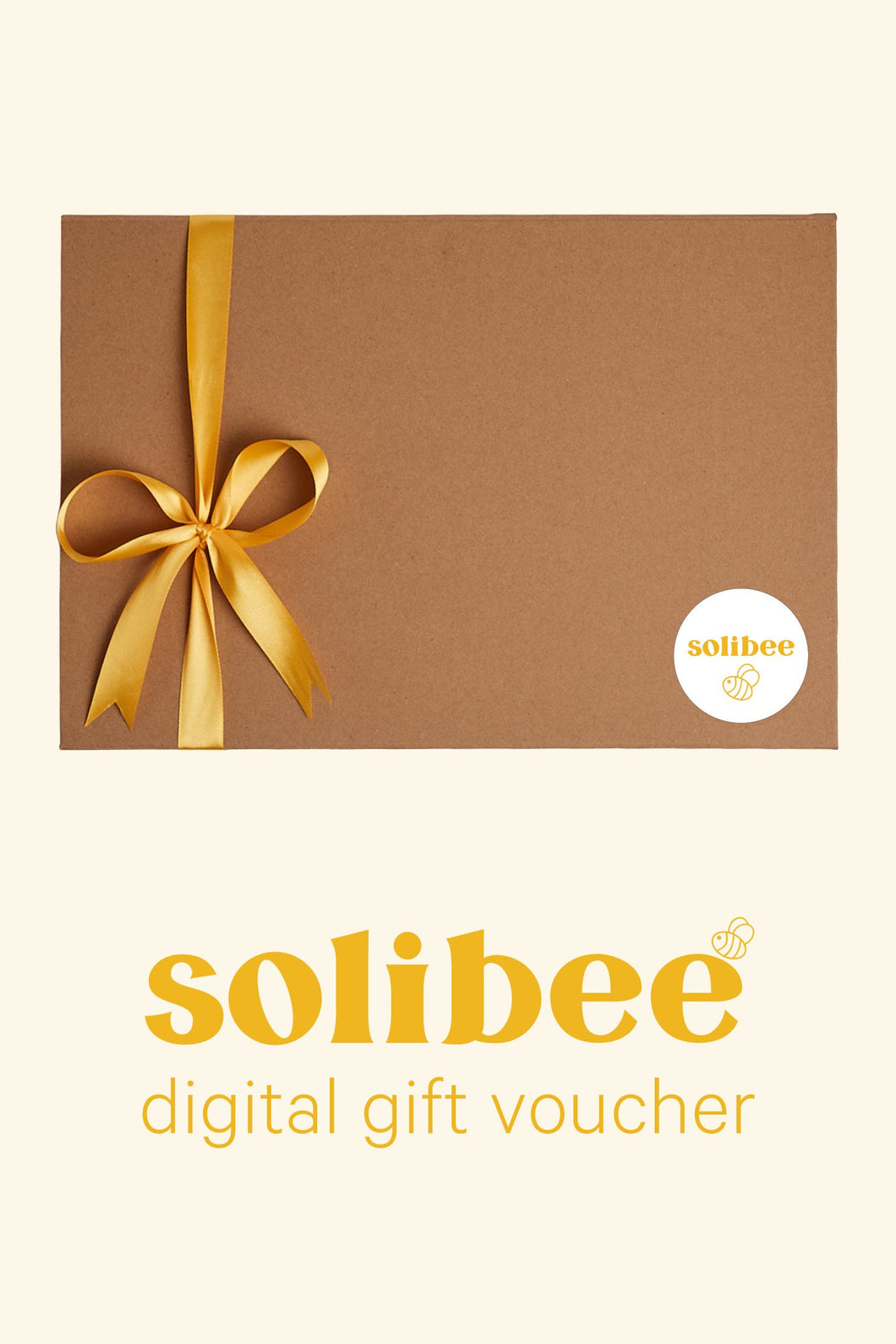 Solibee Digital Gift Voucher Gift Card Solibee