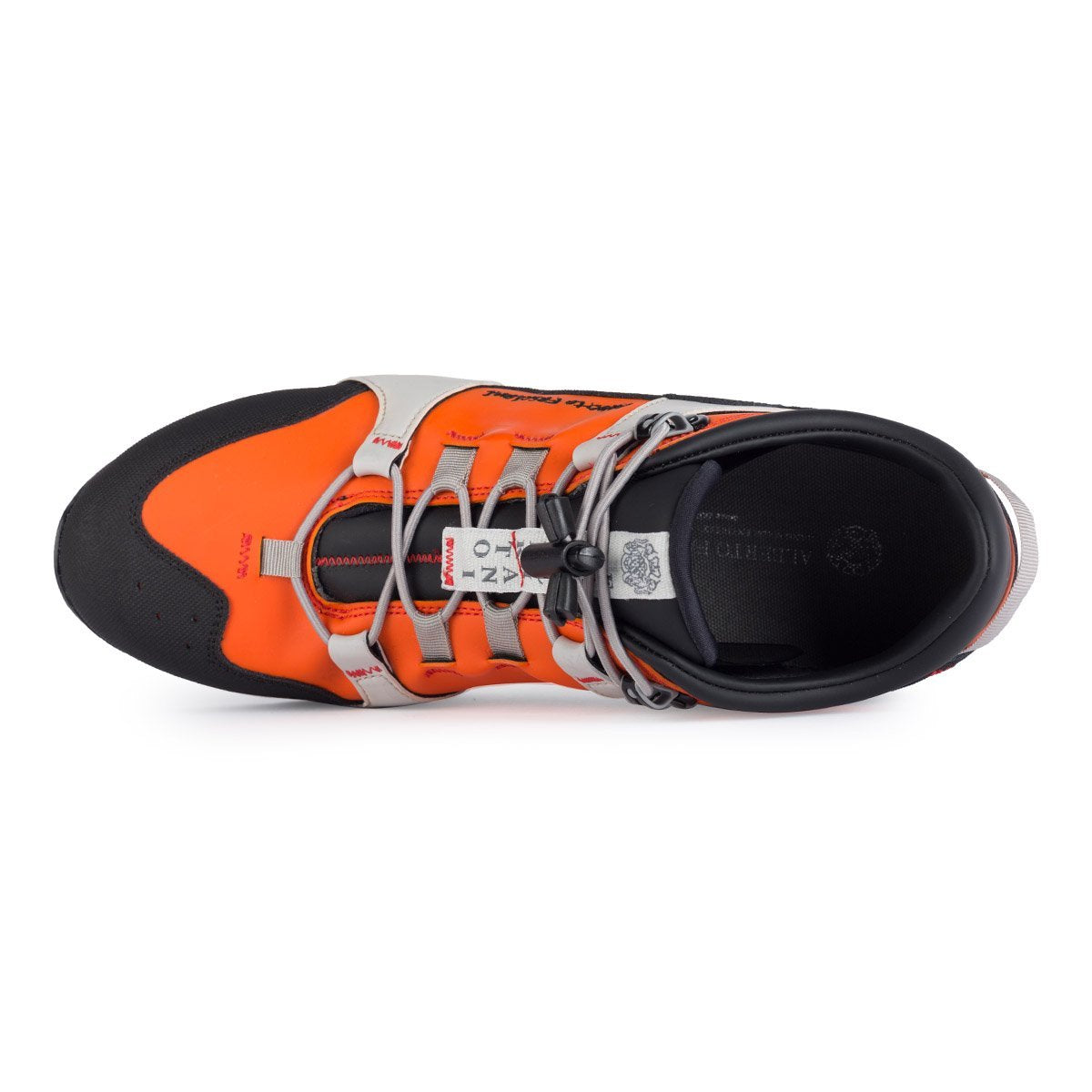 Freetime | Vegan Orange Training Shoe