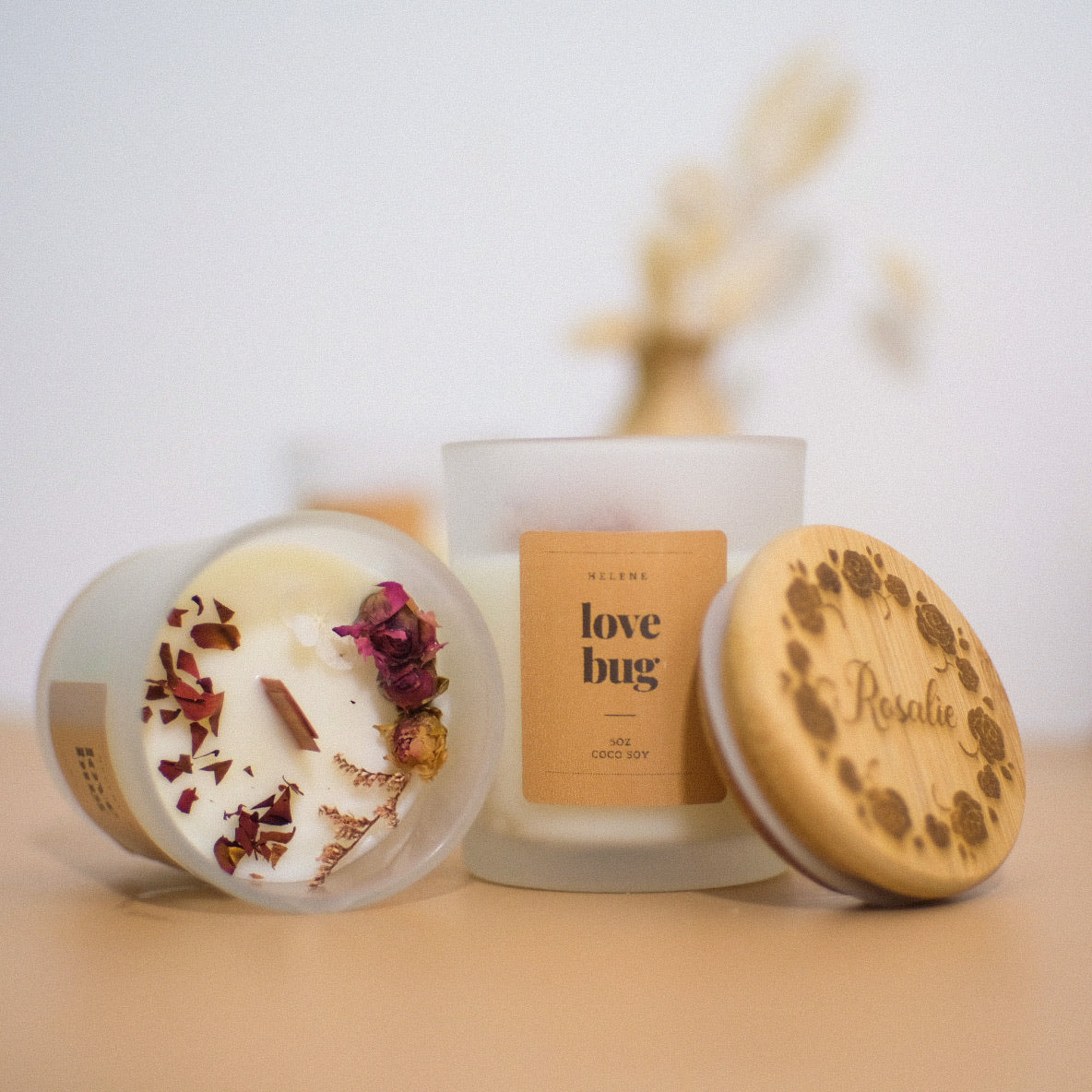Bespoke Cocktail Candles