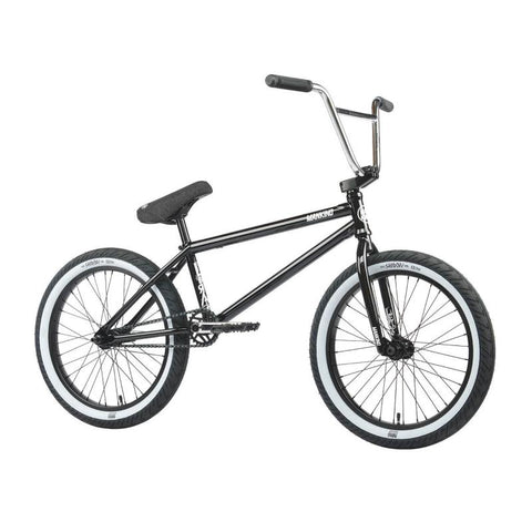 Mankind Bike Co. Libertad XL 20 2021 BMX Rad - Gloss Black