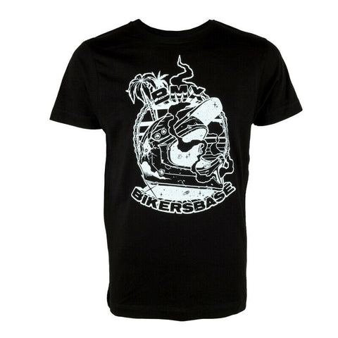 Bikers Base Clothing Headshot BMX T-Shirt