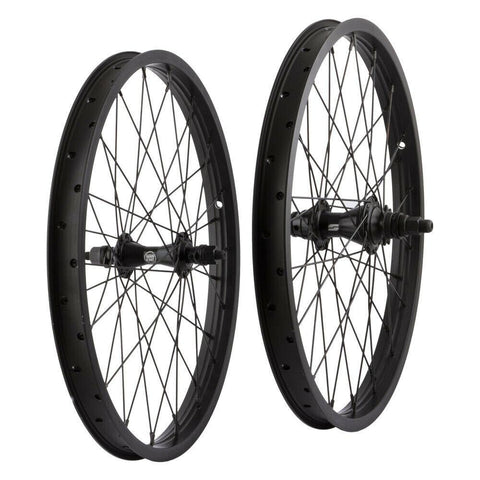 Bikers Base Mankind Salt Kassetten BMX 20 Zoll Laufradsatz LHD UVP 299,94€ - Bikers Base