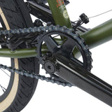 "Mankind Bike ""Sunchaser 20"" 2021 BMX Semi Army Green"