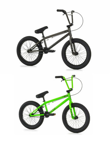 "Fiend Type O 18"" Kinder BMX Rad - Bikers Base"