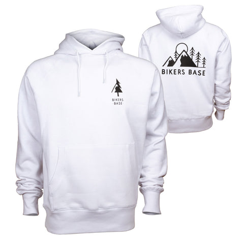 Bikers Base BMX Clothing PNW Discovery Hoodie Pullover