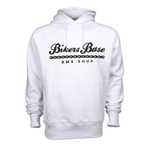 Bikers Base Clothing BMX SHOP Hoodie Pullover