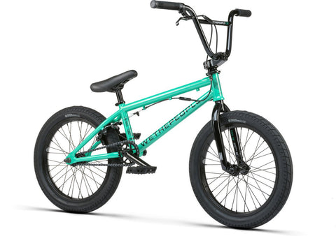 "wethepeople CRS 18"" FS MY2021 Kinder BMX Rad - Bikers Base"