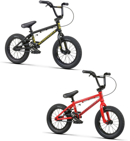"wethepeople Riot 14"" MY2021 Kinder BMX Rad - Bikers Base"