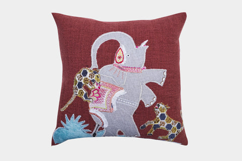ADVENTURES OF TIME CUSHION