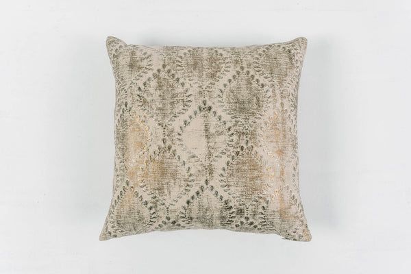 BACCARAT COPPER CUSHION
