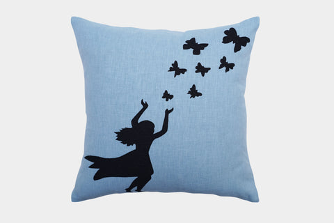 BUTTERFLY HIGH CUSHION