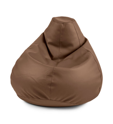 COCOA DARK BROWN BEAN BAG
