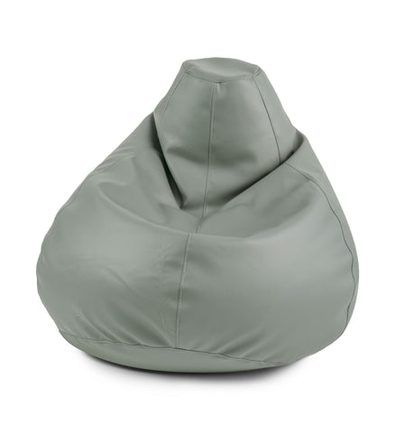 TURTLE DOVE LIGHT GREY BEAN BAG