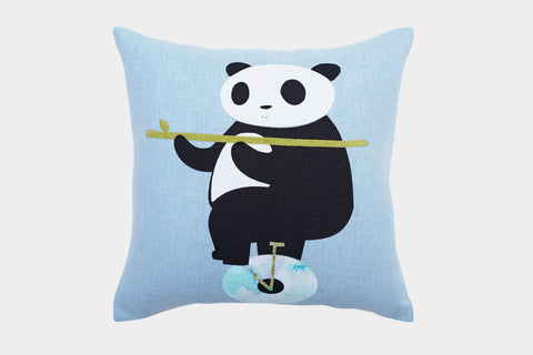 DANCING PANDA CUSHION
