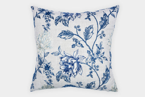 FLORIANA NAVY CUSHION