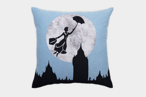 FLY ME TO THE MOON CUSHION