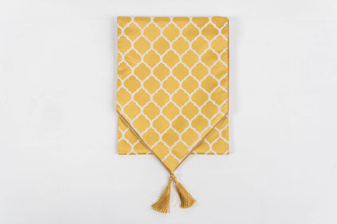 GRACE SUNSHINE TABLE RUNNER