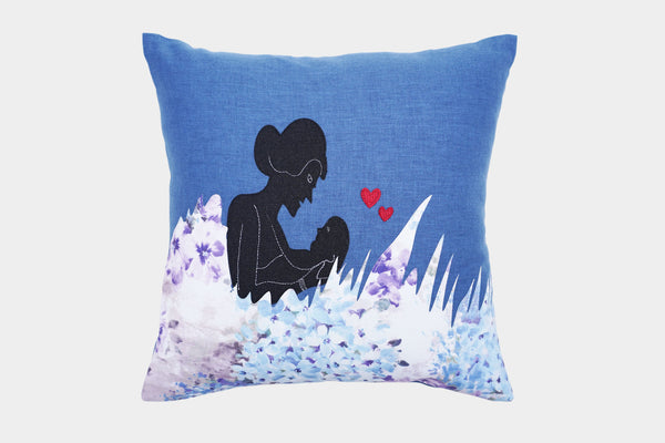 MOTHER AND CHILD CUSHION