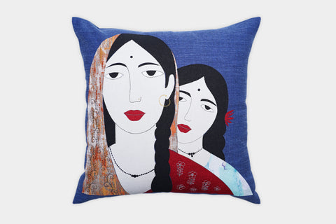 MOTHER'S TOUCH CUSHION
