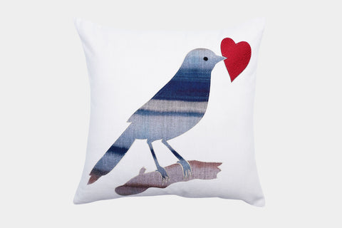 MY HEART IS YOURS CUSHION