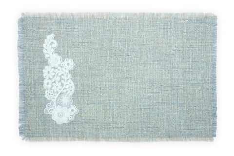 OLIVIA GREY PLACEMATS