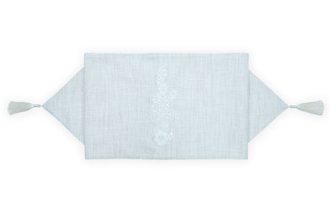 OLIVIA OFF-WHITE TABLE RUNNER