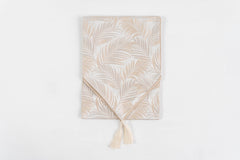 PALM SPRINGS GOLD TABLE RUNNER