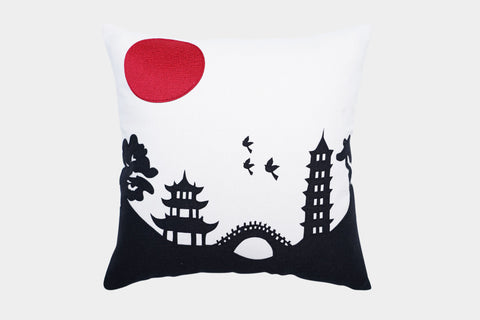 RED MOON CUSHION