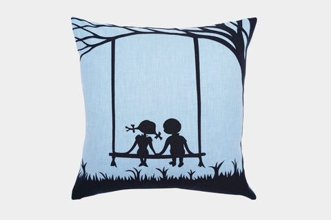 SWING IN PARADISE CUSHION