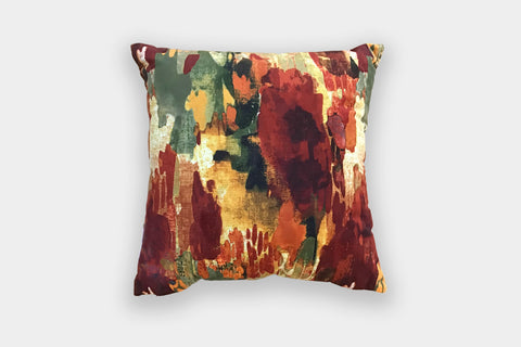 SPLASH  MULTICOLOUR CUSHION