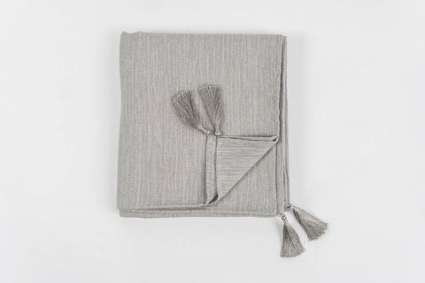 SHIMMER  STUCCO THROW