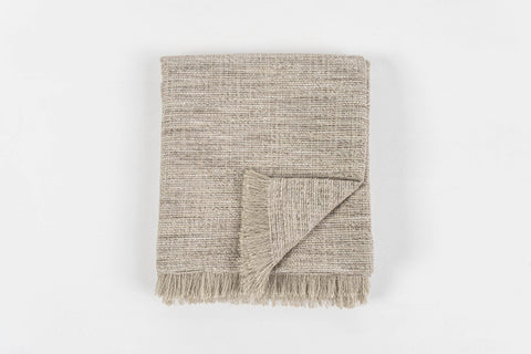 TIMELESS LINEN THROW