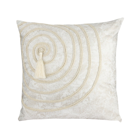 TWIRL PEARL UPCYCLED CUSHION