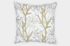 WINTER LAND IVORY CUSHION