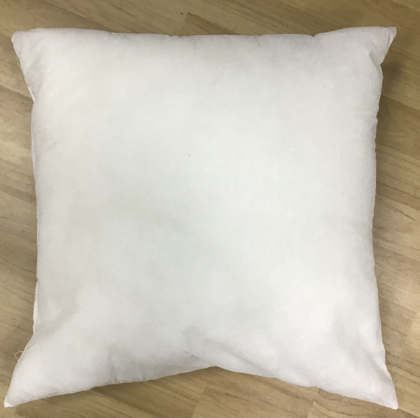 IVORY  PERSONALIZED CUSHION WITH SEQUIN INFILL
