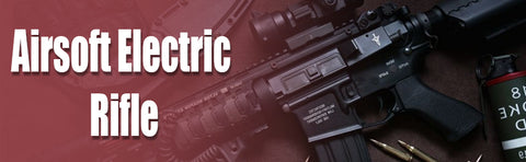 Airsoft Electric Rifle