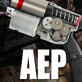 Airsoft Electric Pistols Parts