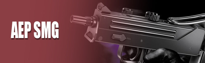 Airsoft Electric Pistols SMG