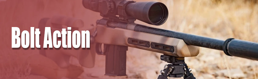 Airsoft Bolt Action Sniper Rifle