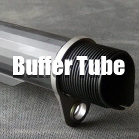 Airsoft GBB Rifle Buffer Tube