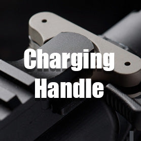 Airsoft PTW Charging Handle