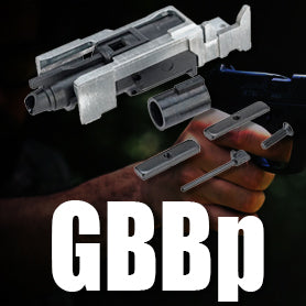 Airsoft GBB Pistol Parts