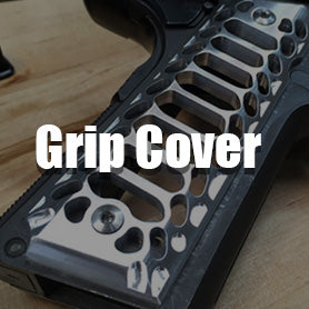 Airsoft GBB Pistol Grip Cover