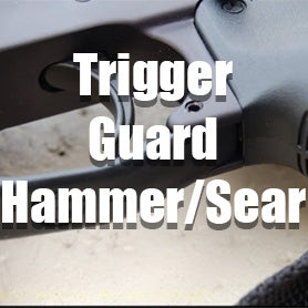 Airsoft GBB Rifle Trigger/Trigger Guard/Hammer/Sear