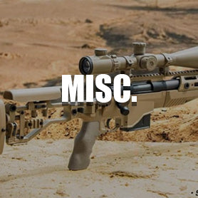 Airsoft Bolt Action Sniper Rifle MISC. Parts