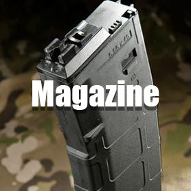 Airsoft GBB Rifle Magazine