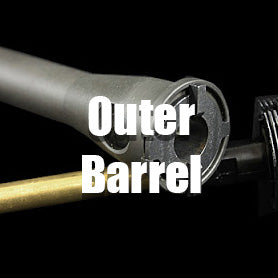 Airsoft GBB Rifle Outer Barrel