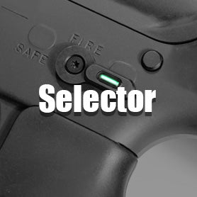 Airsoft GBB Rifle SELECTOR